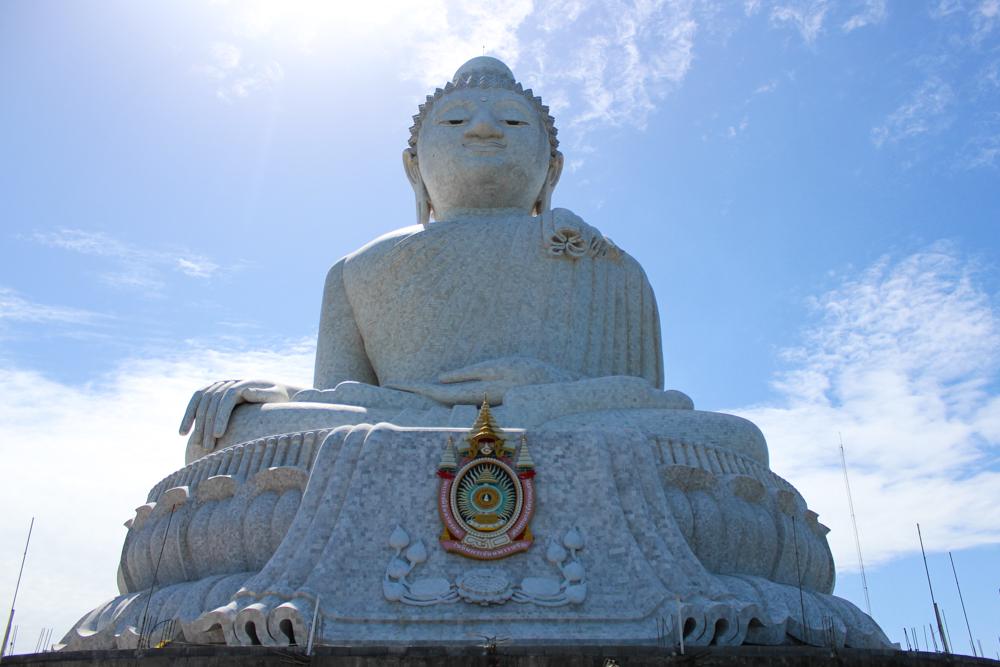 Reiseblog BrinisFashionBook Thailand Tempel Phuket Big Buddha