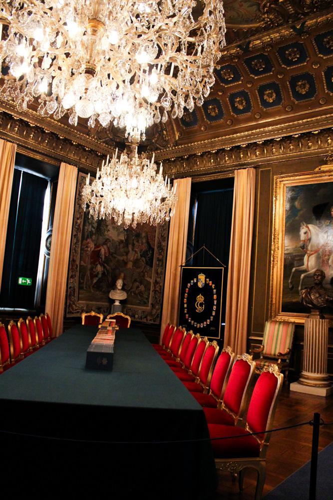Royal palace Stockholm Weihnachtszeit Tipps Sehenswürdigkeiten Reiseblog 2