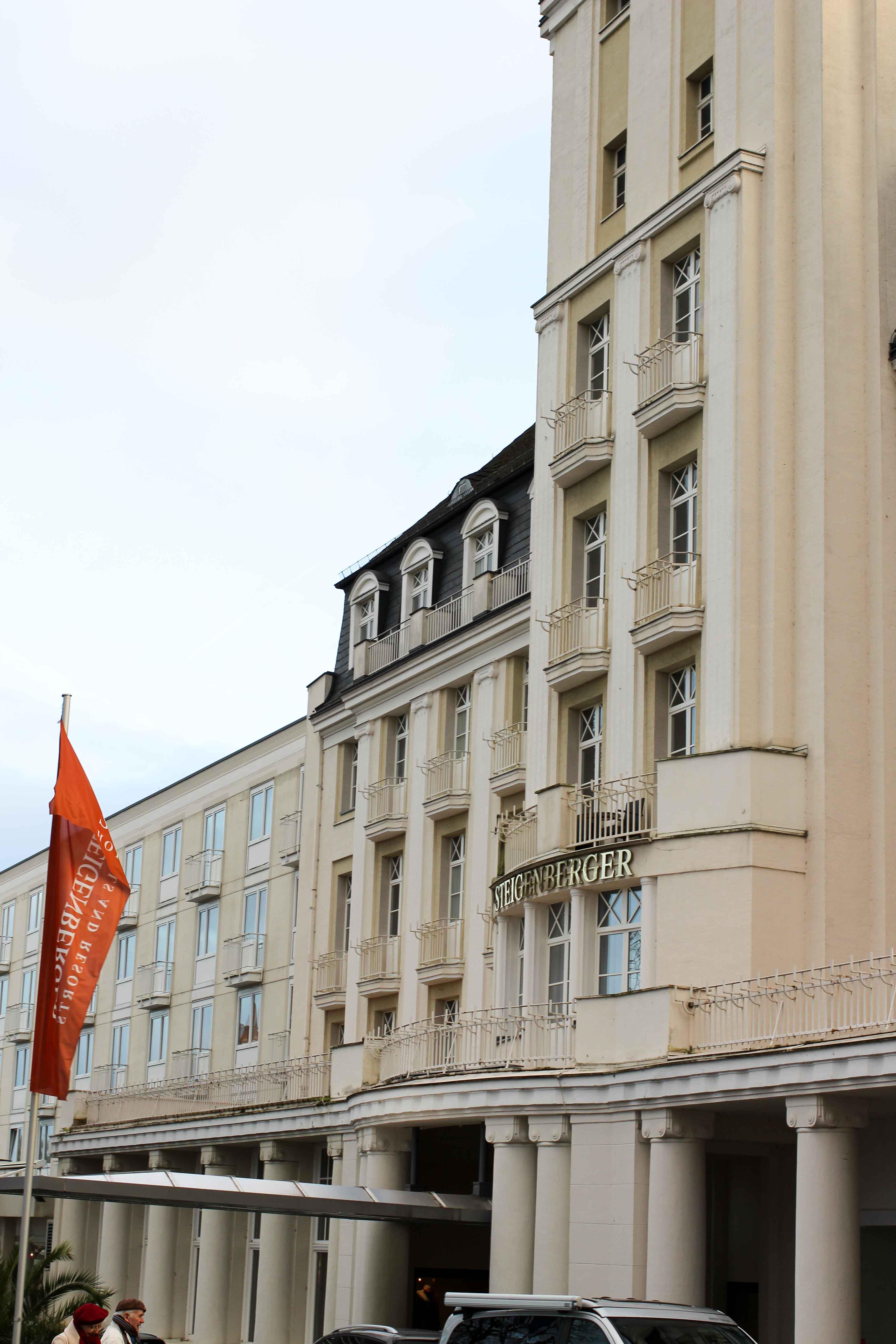 Steigenberger Hotel Bad Neuenahr #Stahr Bloggerreise Luxushotel Reiseblog bonn