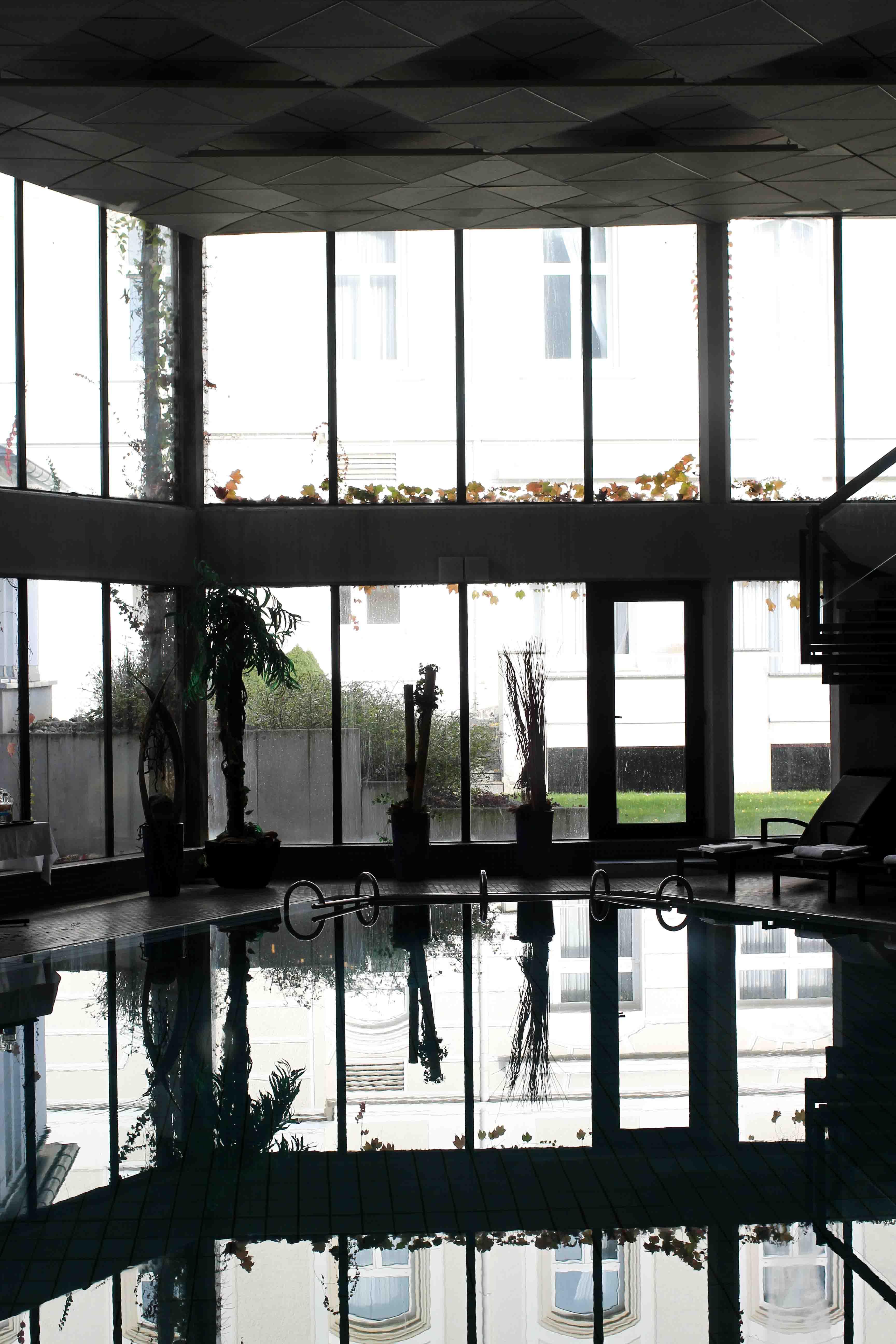 Steigenberger Hotel Bad Neuenahr #Stahr Bloggerreise Luxushotel Thermal-Hallenbad