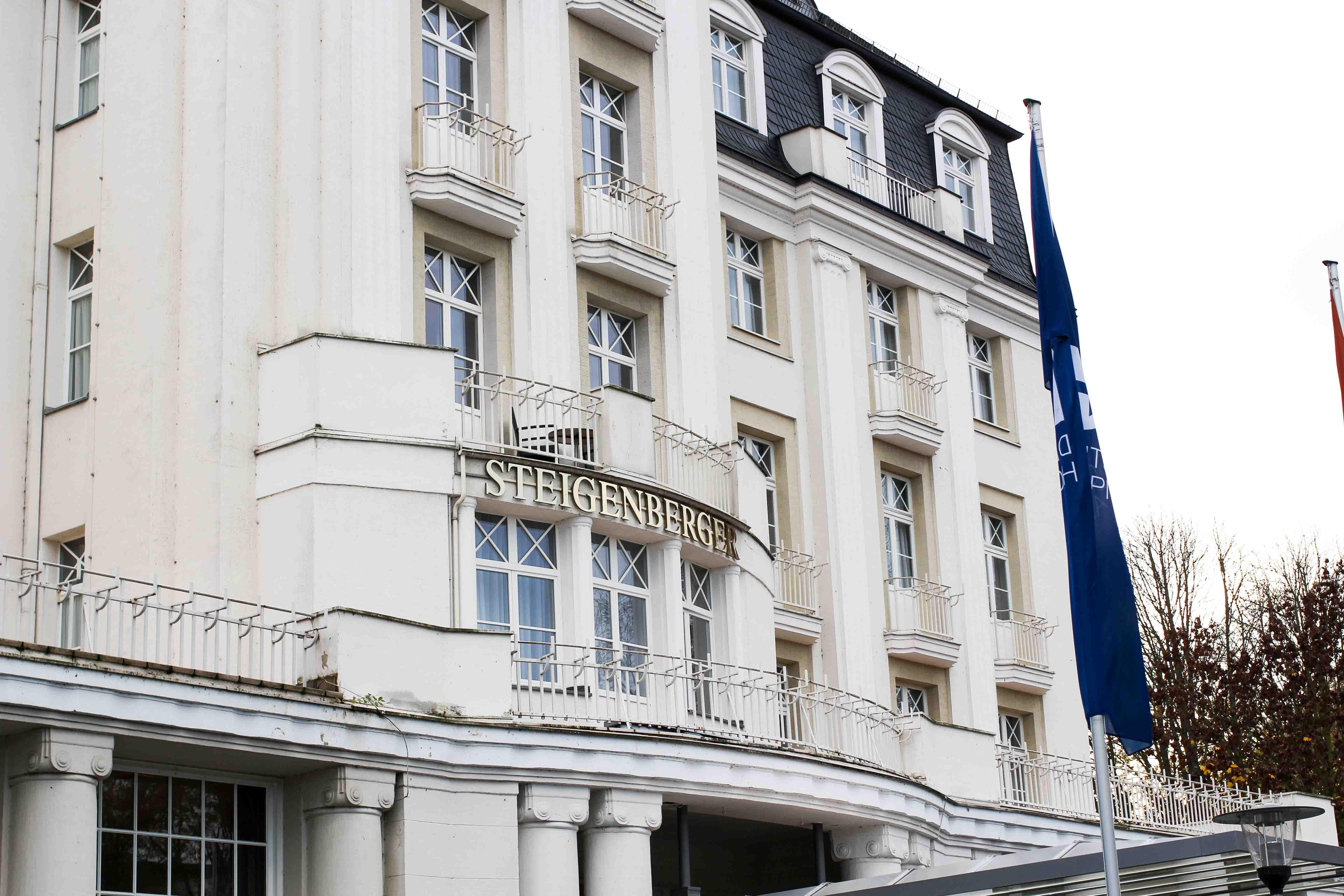 Steigenberger Hotel Bad Neuenahr #Stahr Bloggerreise Luxushotel