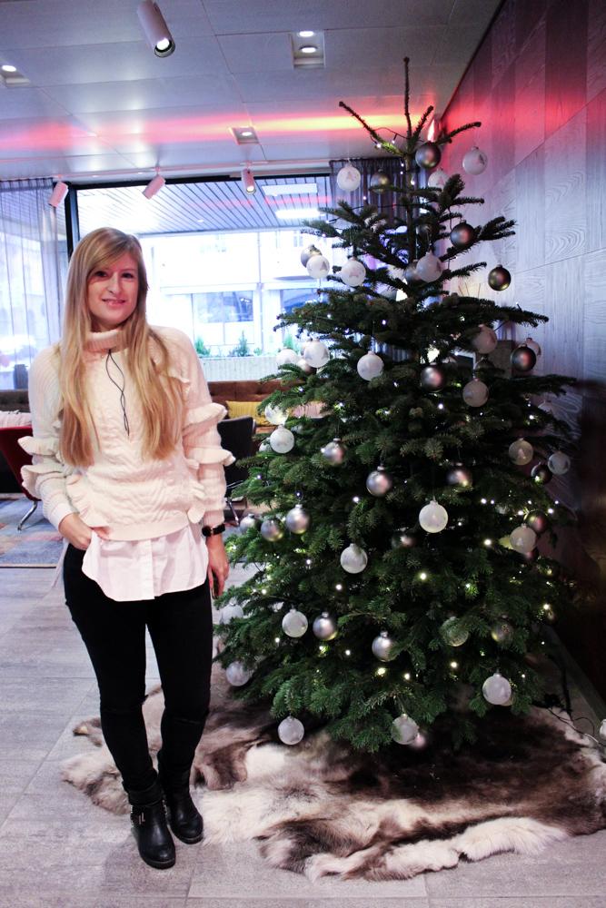 Stockholm Hotel Birger Jarl Reiseblog BrinisFashionBook Weihnachten