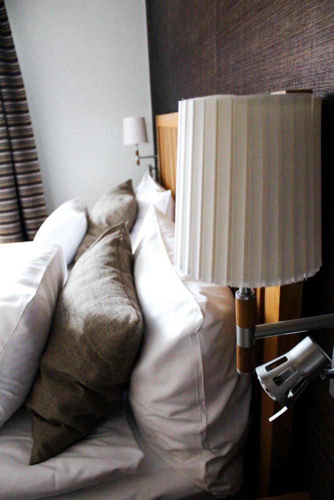 Stockholm Hotel Birger Jarl Reiseblog Suite Zimmer Schlafzimmer 2