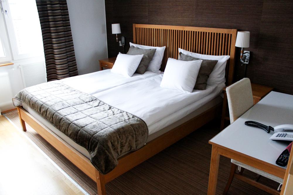 Stockholm Hotel Birger Jarl Reiseblog Suite Zimmer Schlafzimmer