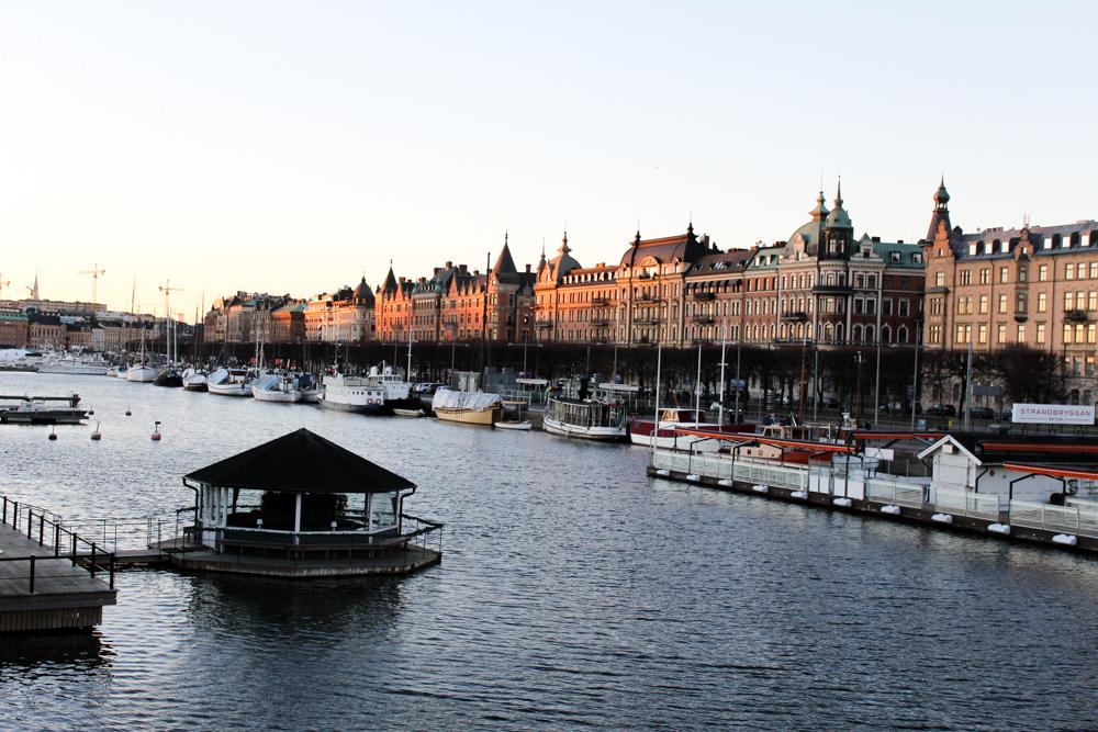 Stockholm Weihnachtszeit Sehenswürdigkeiten Reiseblog