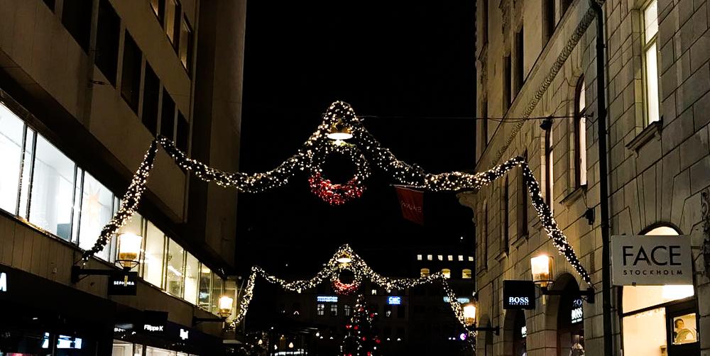 Stockholm Weihnachtszeit Tipps Sehenswürdigkeiten Weihnachtsdekoration Reiseblog