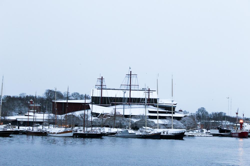 The Vasa Museum Stockholm Weihnachtszeit Schiff Sehenswürdigkeiten Reiseblog 3