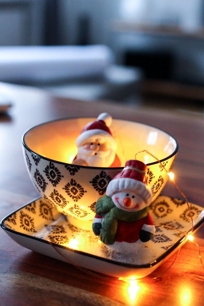 Weihnachtsdekoration Deko Idee Weihnachten Ediths Interior Schalen Lifestyle Blog