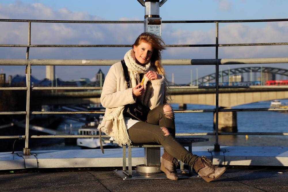 Carmex Winterhotspot Köln Schokoladenmuseum Aussicht Modeblogger Köln