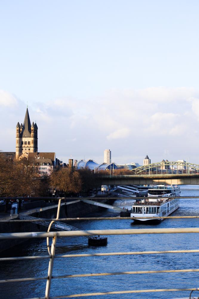 Carmex Winterhotspot Köln Schokoladenmuseum Aussicht Travel Blogger Köln