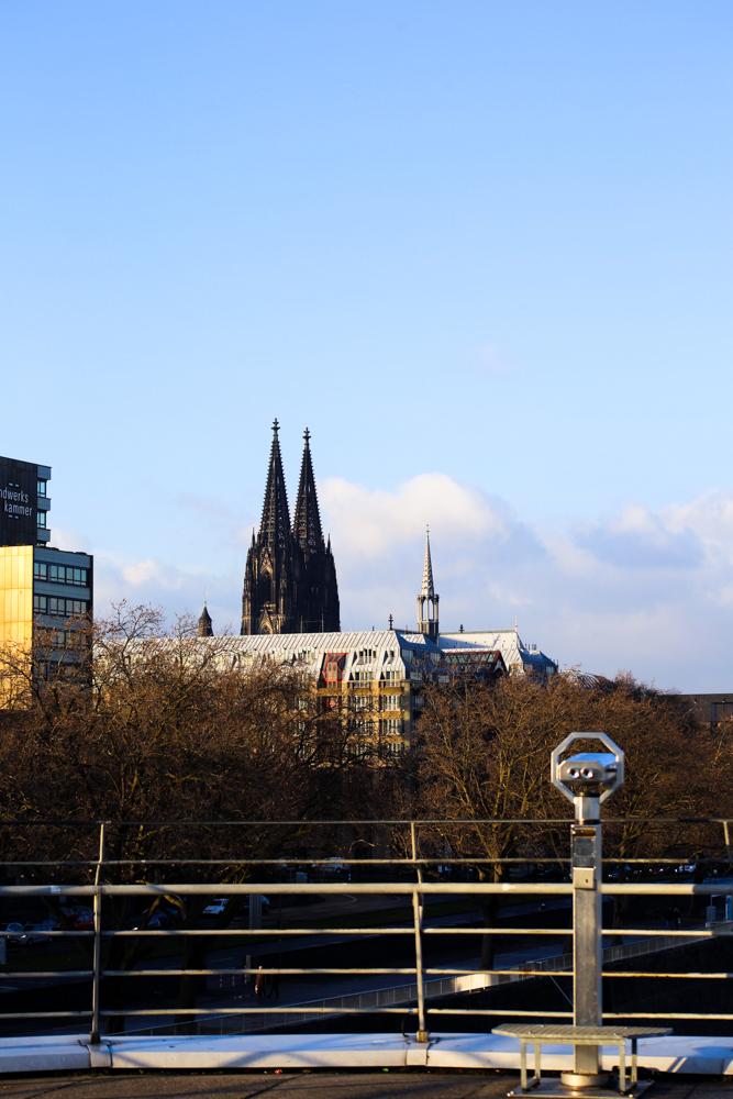 Carmex Winterhotspot Köln Schokoladenmuseum Aussicht Blogger Köln