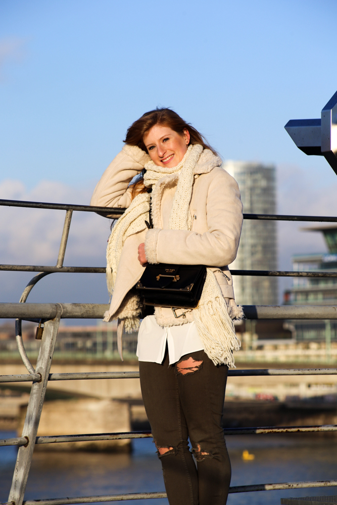 Carmex Winterhotspot Köln Schokoladenmuseum Aussicht Fashion Blogger Köln