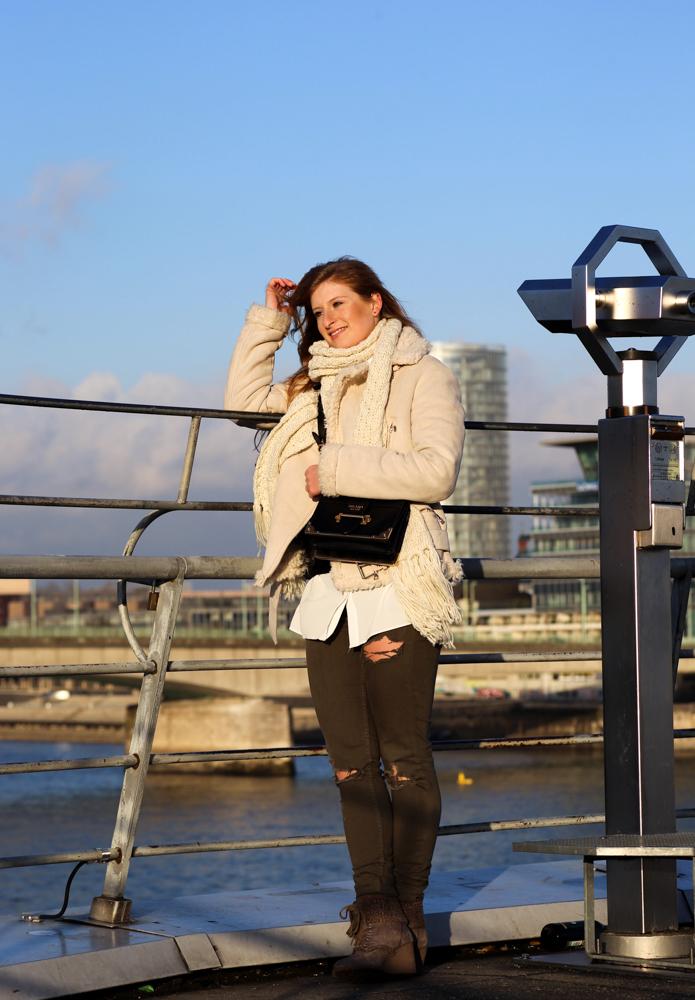 Carmex Winterhotspot Köln Schokoladenmuseum Aussicht Modeblogger Köln t