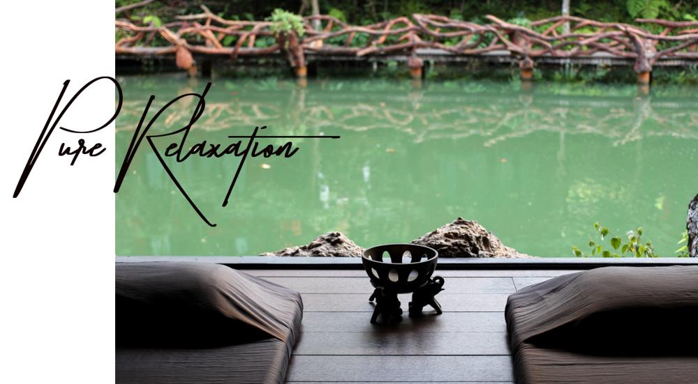 Panviman Spa Resort Luxus Hotel Chiang Mai Thailand Reiseblog Spa Bereich Massage