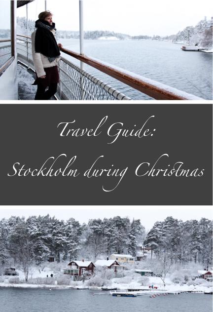 Stockholm Weihnachten Christmas Schweden Schnee Reise Tipps.001