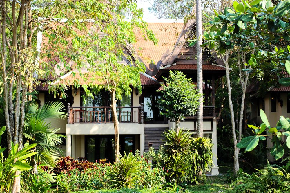 Chivapuri Beach Resort Hotel Koh Chang Thailand Bungalow