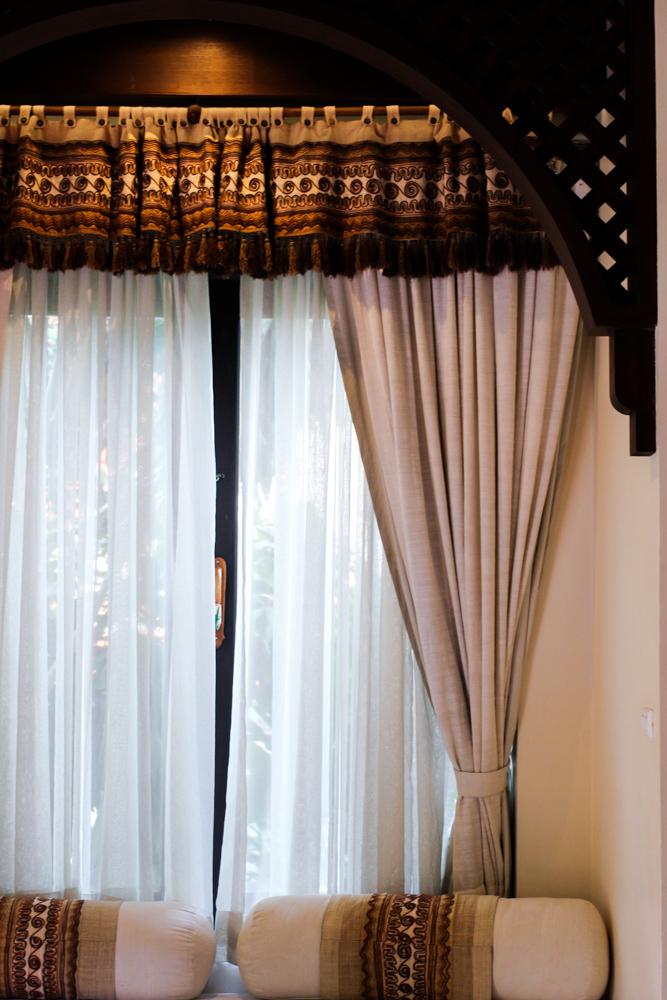 Panviman Spa Resort Hotel Chiang Mai Jacuzzi Villa Zimmer Thailand Reiseblog Schlafzimmer 3