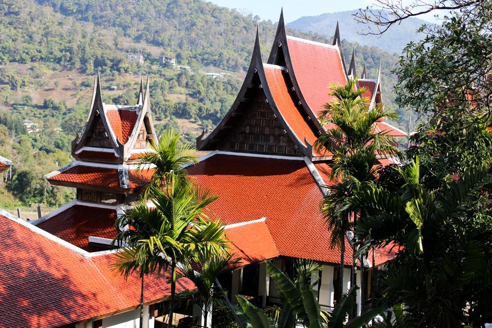 Panviman Spa Resort Luxus Hotel Chiang Mai Thailand Reiseblog Hotelempfehlung 5Sterne