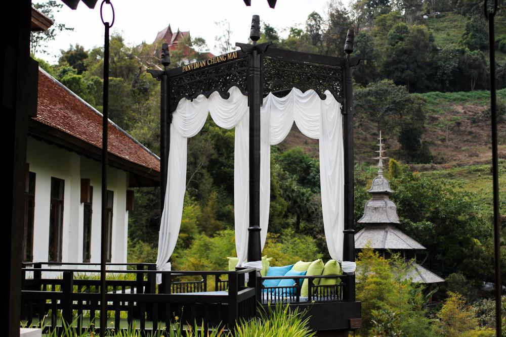 Panviman Spa Resort Luxus Hotel Chiang Mai Thailand Reiseblog Hotelempfehlung Fotospot