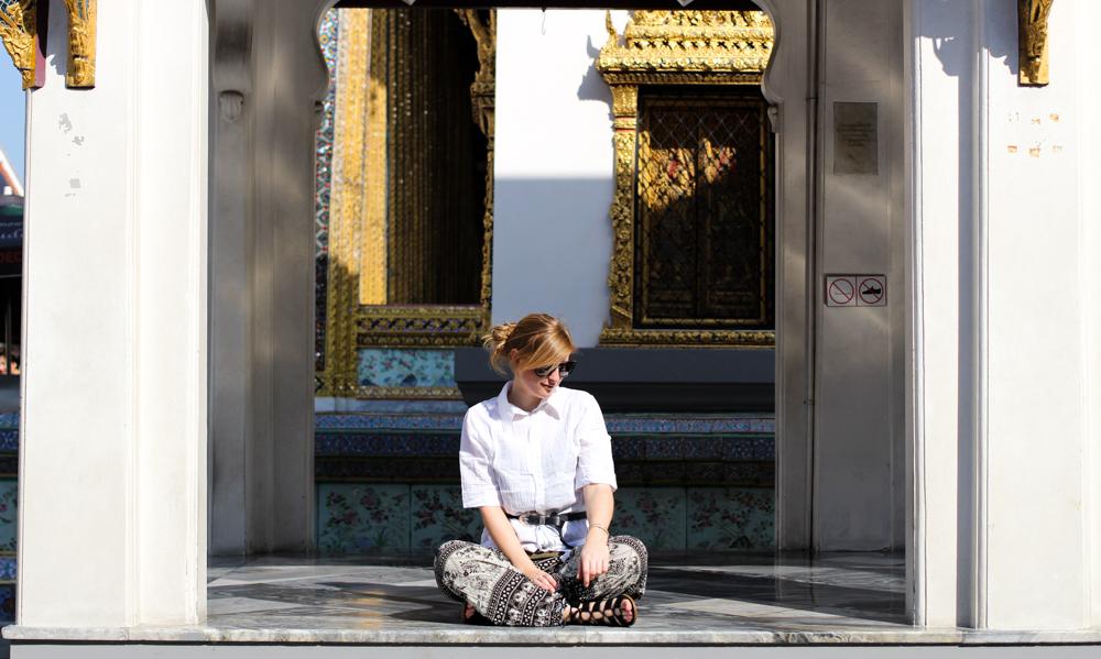Thailand Reiseroute Rundreise Bangkok Grand Palace Königspalast Reiseblog 1