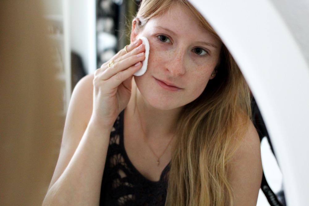 Winter Hautpflege Dermasence Gesichtswasser Reinigung Beautyblog Erfahrungsbericht 1