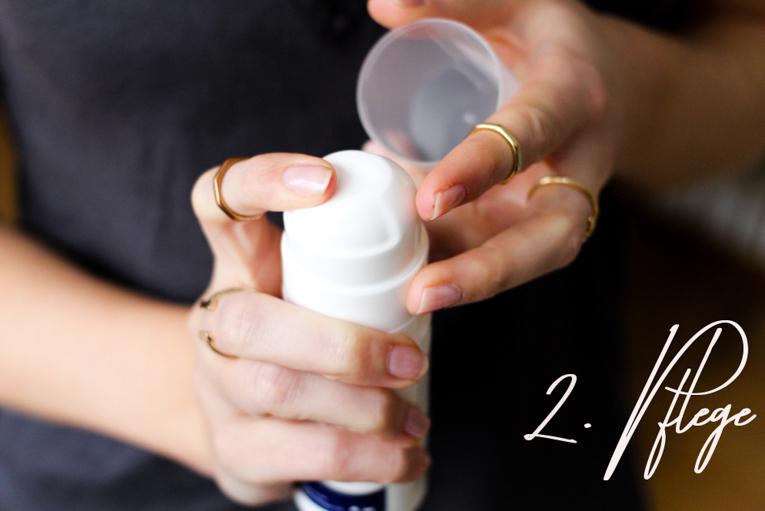 Winter Hautpflege Dermasence besonders trockene Haut Beautyblog Erfahrungsbericht