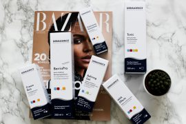 Winter Hautpflege Dermasence besonders trockene gereizte Haut Beautyblog Erfahrungsbericht t