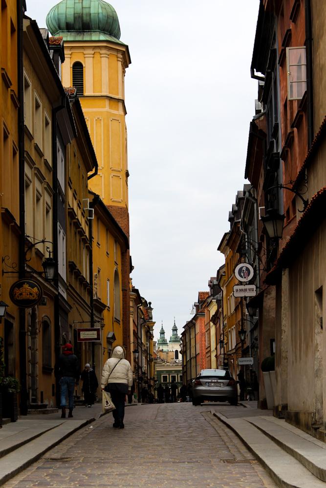 Altstadt Old Town Top 10 Tipps für Warschau Insider Tips Warschau Polen Sehenswürdigkeiten