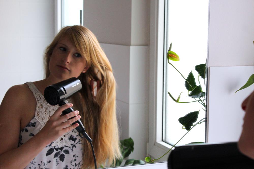 Braun Satin Hair 3 Style&Go Haartrockner Reisegröße Reisegepäck Styling Urlaub Beauty Blog