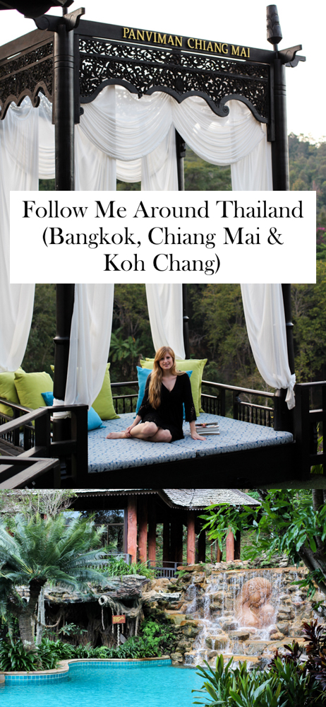 FMA Thailand Follow me around Thailand Video Bangkok Chiang Mai Koh Chang Reiseblogger