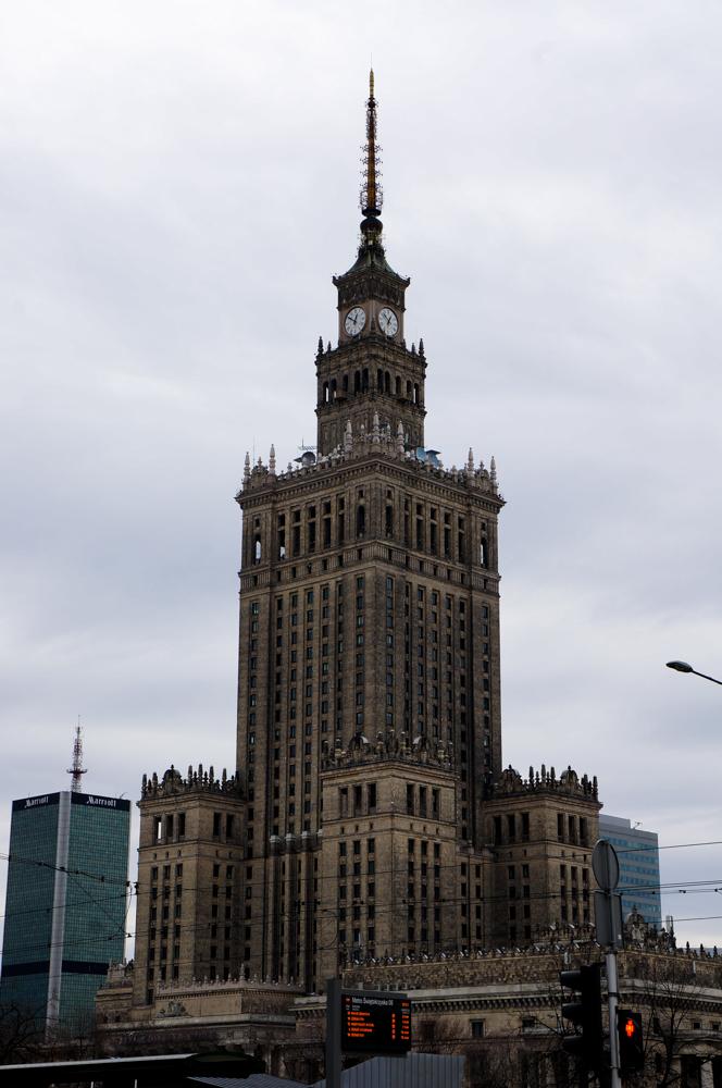 Kulturpalast Palace of Culture Top 10 Tipps für Warschau Insider Tips Warschau Polen Sehenswürdigkeiten