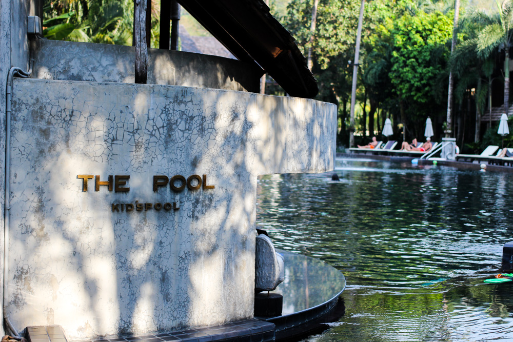 Luxushotel THE DEWA Hotel Koh Chang Villa Thailand Pool Reiseblogger