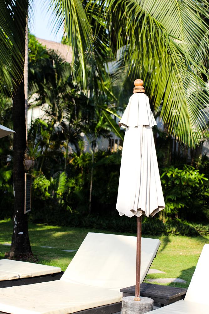 Luxushotel THE DEWA Hotel Koh Chang Villa Thailand Strandliegen Reiseblogger