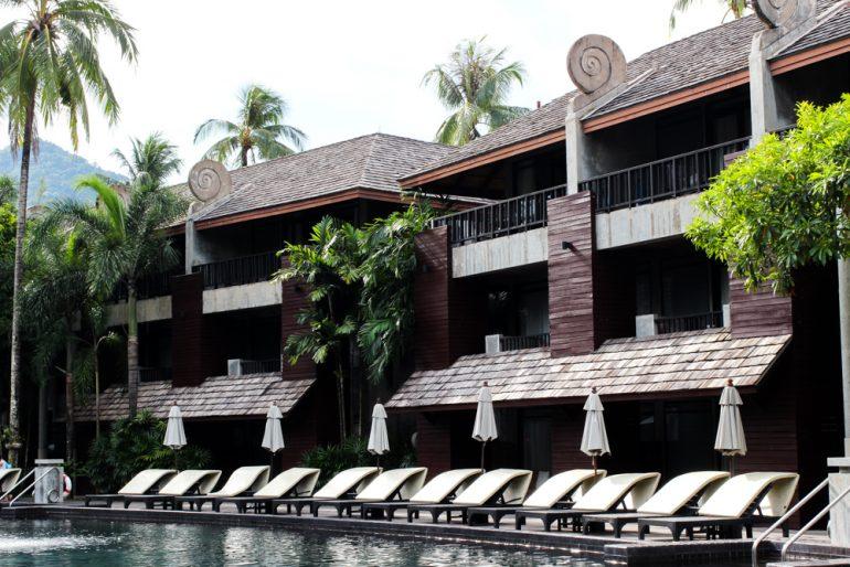 THE DEWA Hotel Koh Chang Villa Thailand Pool Reiseblogger