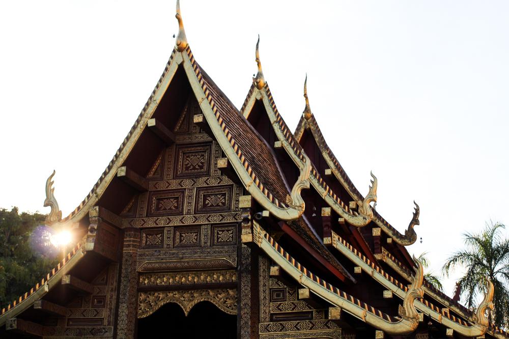 Thailand Rundreise Route Chiang Mai buddha tempel Reiseblog Travelbloggger