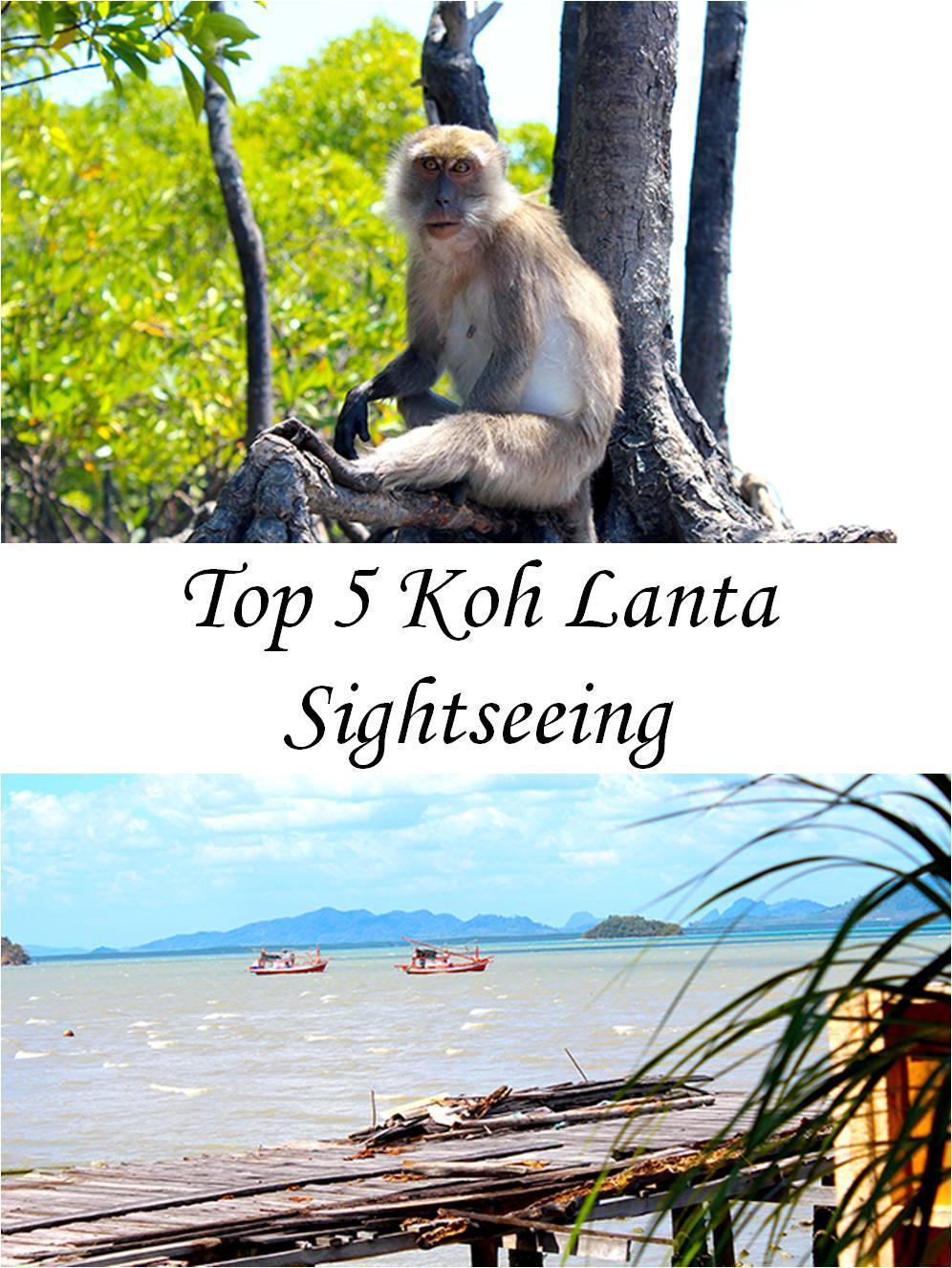 Top 5 Koh Lanta Sightseeing Tip Thailand Sehenswürdigkeiten 2