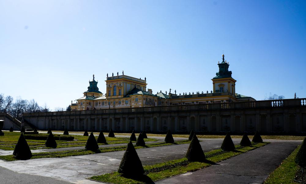 Wilanów-Palast Top 10 Tipps für Warschau Insider Tips Warschau Polen Sehenswürdigkeiten