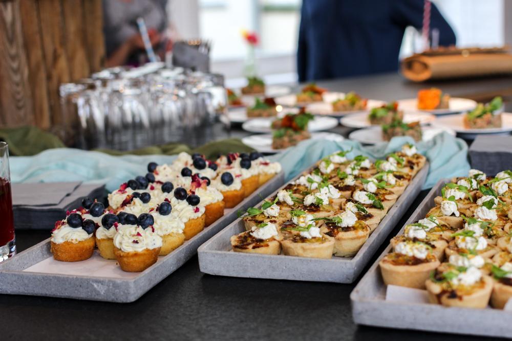 Herta Finesse Blogger Workshop Golden Toast Thomy Sandwich Atelier Blogger Event Berlin Finger Food Rezept 2