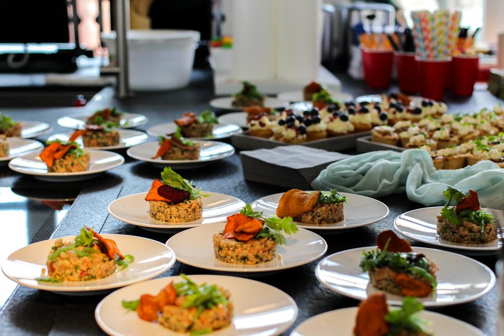 Herta Finesse Blogger Workshop Golden Toast Thomy Sandwich Atelier Blogger Event Berlin Finger Food Rezept