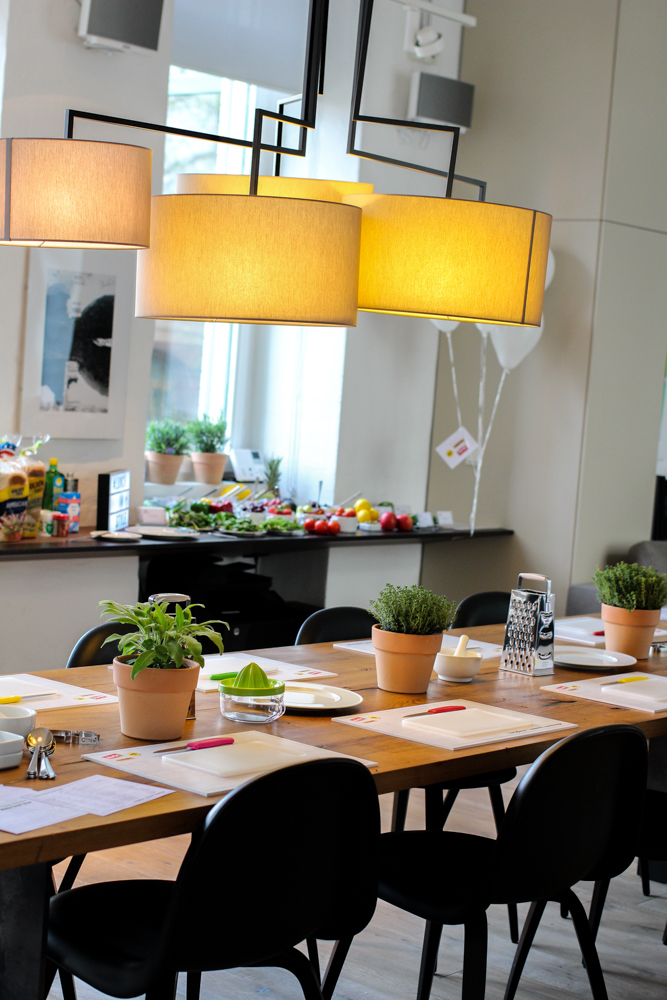 Herta Finesse Blogger Workshop Golden Toast Thomy Sandwich Atelier Blogger Event Berlin Loft