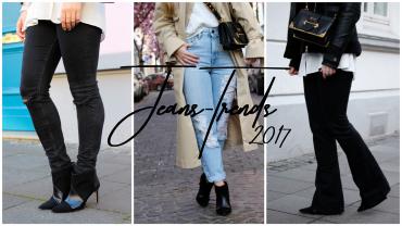 Jeans Trends 2017 Jeans kombinieren Jeanstrend Outfit Jeanshose Modeblog