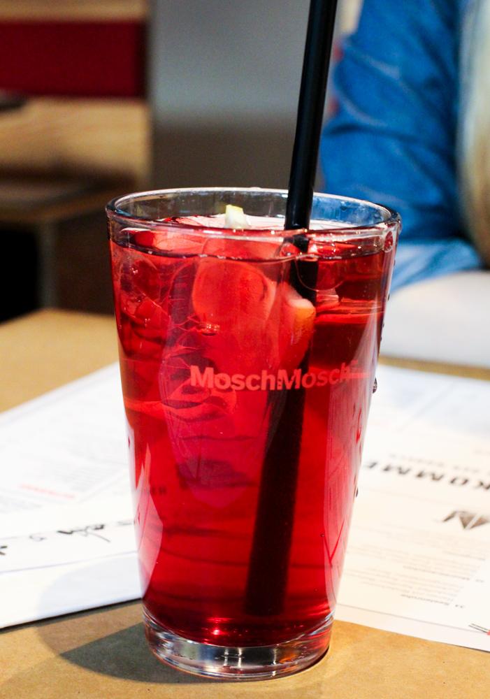 Kirschblütenfest MoschMosch bonn Kirschblütenlimonade japanisches Restaurant Bonn Restaurant tipp essen gehen Blog