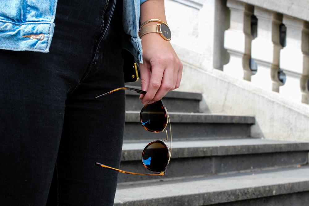 Fashion Blogger Deutschland Modeblogger Sonnenbrille RayBan Outfit OOTD Sommer Look 7