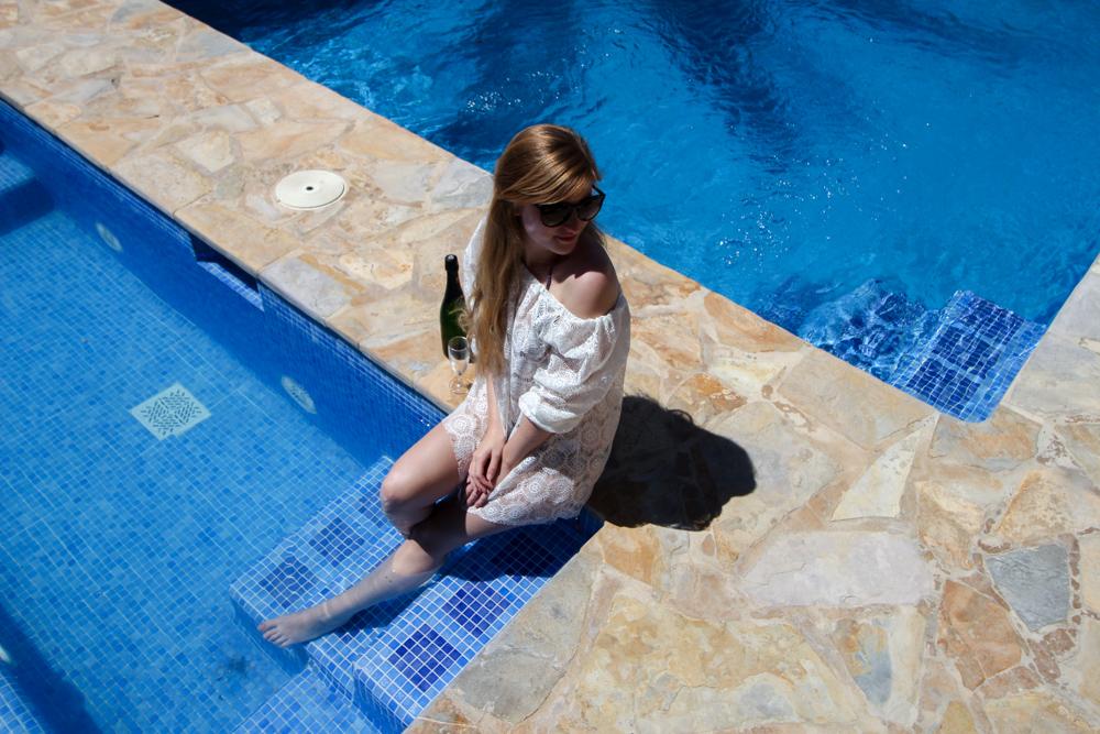 Ibiza Villa Typico San Miguel Traumvilla OneVillasIbiza Pool Travelblogger BrinisFashionBook