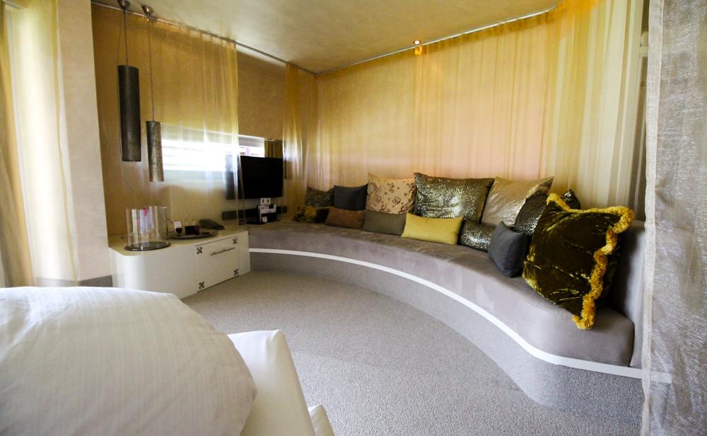 Kuschelhotel Gams Bezau Österreich Kuschelsuite Kuschelecke Romantik hotel Wellnesshotel Reiseblogger