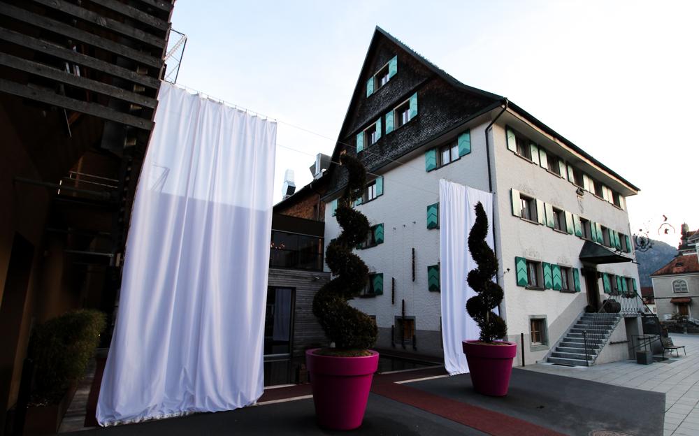 Kuschelhotel Gams Bezau Österreich Romantikhotel Wellnesshotel Reiseblog