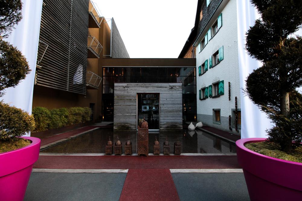 Kuschelhotel Gams Bezau Österreich Romantikhotel Wellnesshotel Reiseblogger