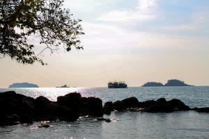 Top 10 Travel Bucket List 2017 2018 beste Reiseziele Weltweit Sonnenuntergang rosa Meer Thailand 2