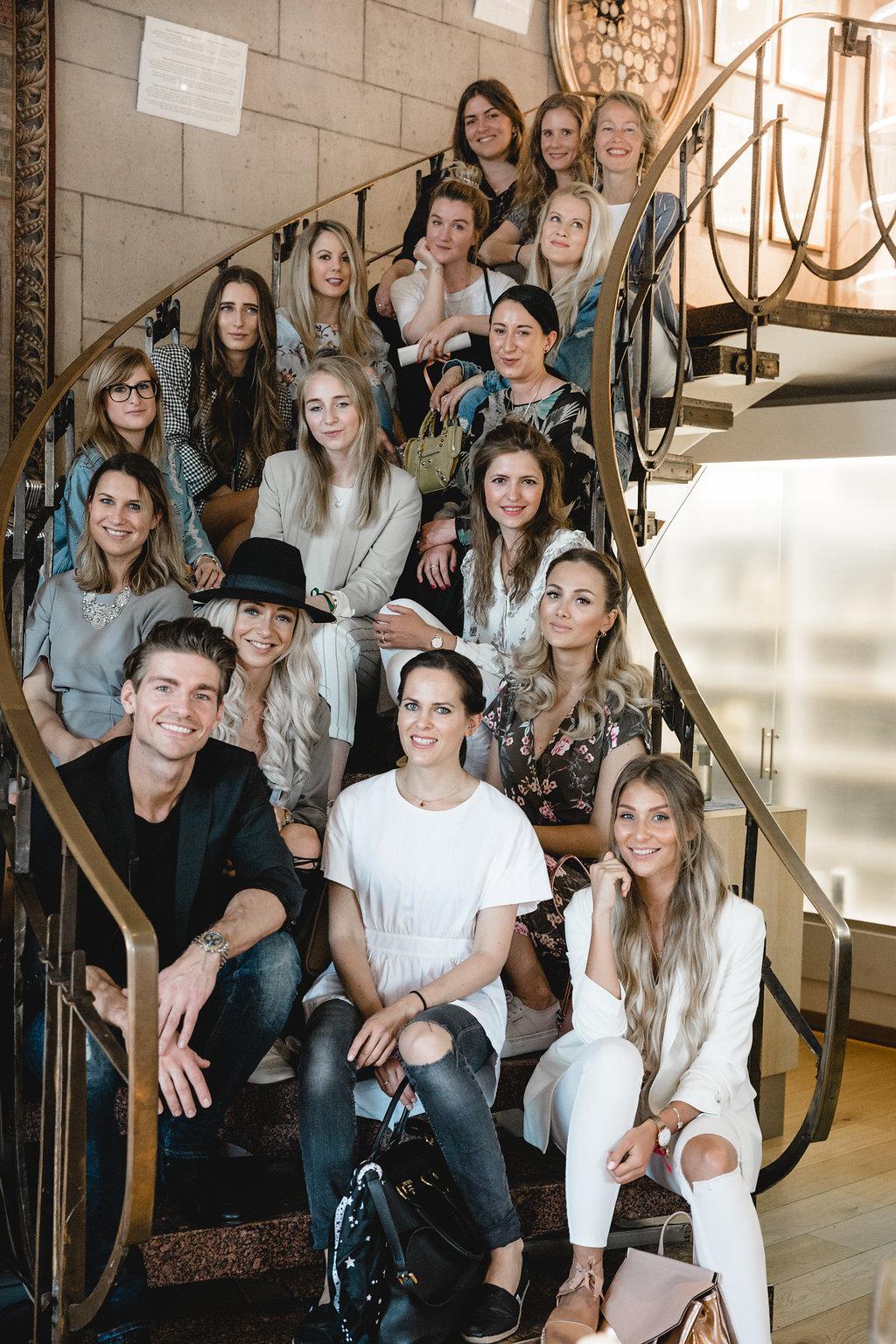 Blogger Event 4711 Duftdinner Köln Fashion Blogger Monatsrückblick