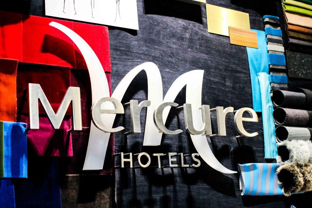 Hotel Fashion Week Mercure Hotel Berlin Wittenbergplatz Berlins Trend-Hotel Lobby Eingang Mercure Hotels